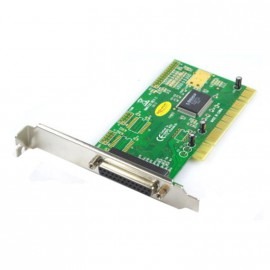 Carte Adaptateur PCI Port Parallèle DELOCK FG-PIO9805 Imprimante NM9735 IEEE1284