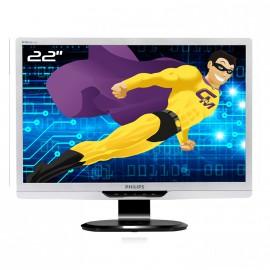 "Ecran PC Pro 22"" PHILIPS 220S2 LCD TFT TN VGA DVI VESA Widescreen 1680x1050 60Hz"