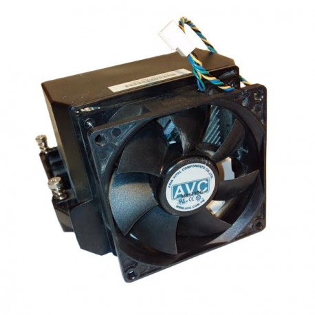 Ventirad CPU NEC PowerMate VL370 Pico BTX AM2 Heatsink Fan Processeur 8040670000