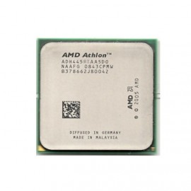Processeur CPU AMD Athlon x2 4450e 2.3GHz 1Mo ADH4450IAA5D0 64 Bits Socket AM2