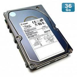 """Disque Dur 36.4Go USCSI Ultra SCSI 3.5"""" SEAGATE ST336704LCV 10000RPM"""