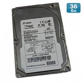 """Disque Dur 36.4Go USCSI Ultra SCSI 3.5"""" SEAGATE ST336704LC 10000RPM"""