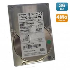 """Disque Dur 36.4Go USCSI Ultra SCSI 3.5"""" SEAGATE ST336706LC 10000RPM 4Mo"""