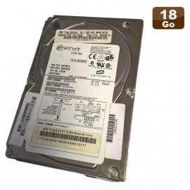 """Disque Dur 18.2Go USCSI Ultra SCSI 3.5"""" IBM Eserver 24P3674 FRU 06P5369 10000RPM"""