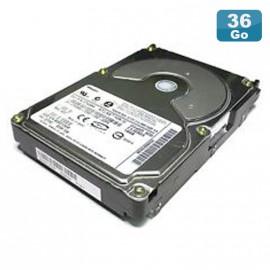 "Disque Dur 36.4Go USCSI Ultra320 SCSI 3.5"" MAXTOR ATLAS OY3397 10000RPM"