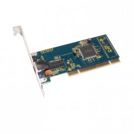 Carte Réseau Netgear FA311 Rev-A1 10-100Mbps PCI 1x Port Ethernet NIC