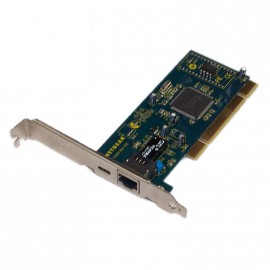 Carte Réseau Netgear FA311 Rev-D2 10-100Mbps PCI 1x Port Ethernet NIC