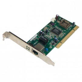Carte Réseau D-Link DGE-528T Rev.B1 ETHERLINK 10/100/1000Mbps Ethernet PCI RJ45
