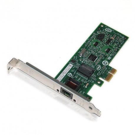 Carte Réseau IBM INTEL PRO-1000PT ETHERLINK 10/100/1000 PCI-e EXPI9301CTBLK RJ45