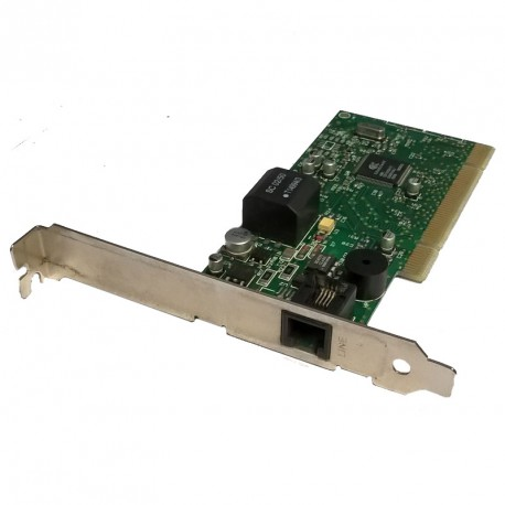 Carte Modem OLITEC V92 Ready V2 ETHERLINK 56Kbps PCI 1x RJ11