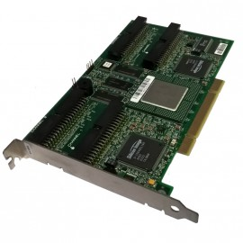 Carte LSI Series 511 REV C2 4x IDE ATA 100 P5110703 PCI 09K646 Intel 98 SL3ZJ