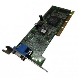 Carte Graphique IBM NVIDIA TNT2 M64 AGP VGA 16Mb FRU 25P4058 Low Profile