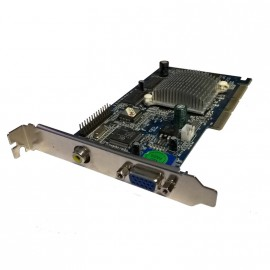 Carte Graphique Ennyah GeForce2 MX400 64Mo SDR AGP VGA COMP-Out BCVA-1084-1-M4