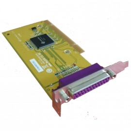 Carte Lenovo SUNIX Port Parallele IEEE1284 DB-25 PCI Low Profile PAR5800LVX100