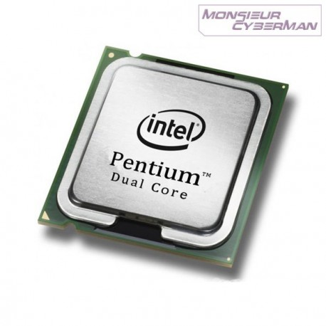 Processeur CPU Intel Pentium Dual Core 945 3.4Ghz 4Mo 800Mhz LGA775 SL9QQ Pc