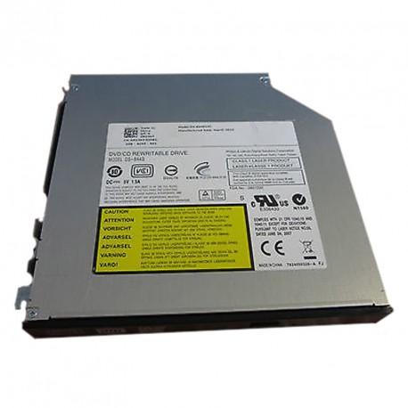 GRAVEUR SLIM Lecteur DVD±RW PC Portable SATA Philips Lite-On DS-8A4S15C SFF