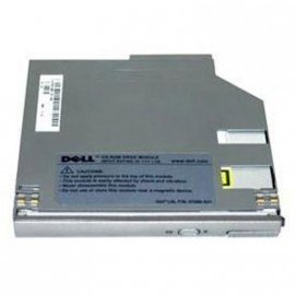 Lecteur CD-ROM SLIM DELL 6T980-A01 IDE PC Portable Notebook Format SFF Gris