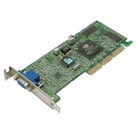 Carte Graphique COMPAQ NVIDIA TNT2 Vanta 16Mb DDR SDRAM AGP VGA Low Profile