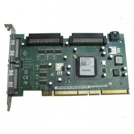 Carte contrôleur SCSI Adaptec Dell ASC-39320A/DELL Ultra320 PCI-e