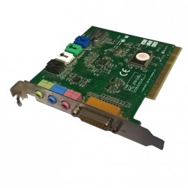 Carte Son Creative Labs Sound Blaster CT5803 Dell 0963MH PCI Gameport MIDI 4xMPC