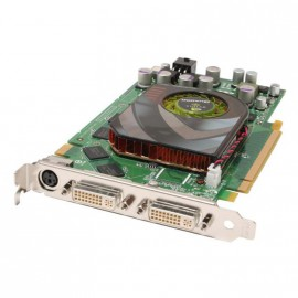 Carte Graphique NVIDIA Quadro FX3500 PCI-Express x16 256Mo DDR3 2xDVI S-Video