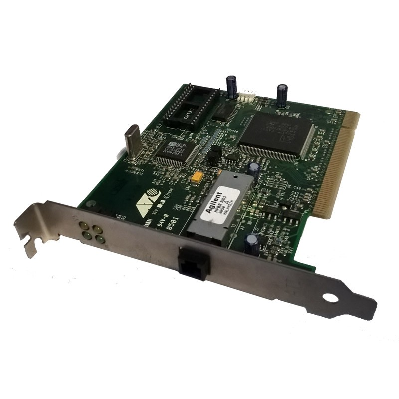 carte reseau fibre orange Carte Réseau Fibre Optique ALLIED TELESIS AT 2700FX 10/100Mbps PCI