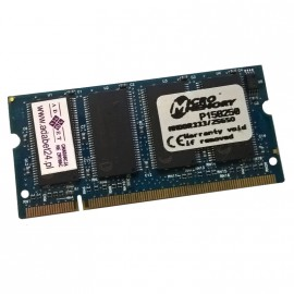 256Mo RAM PC Portable SODIMM MicroMemory MMDDR333/256SO DDR1 PC-2700S 333MHz