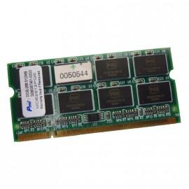 512Mo RAM PC Portable Pmi MD62512PQE SODIMM 200-PIN DDR1 PC2-2100S 266MHz