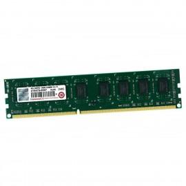 4Go RAM Transcend JM1600KLN-4G DDR3-1600 PC3-12800U 2Rx8 1600Mhz 1.5v CL11