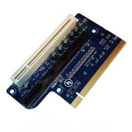 Carte PCI-Express Trinidad Riser Card PCIe Lenovo IBM 3B217 1xADD2 R Slot 1xPCI