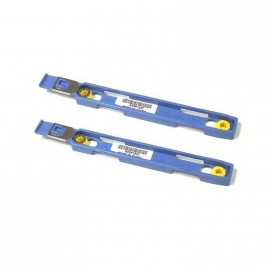 Lot 2x Réglettes Rails de Fixation Disque Dur IBM ThinkCentre 19K5330 33L2740
