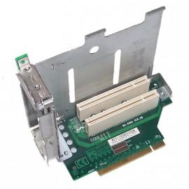Carte PCI Riser MSI-6986 VER:0B 2xADD2R Pleine Hauteur PC SFF HP D530 316000-001