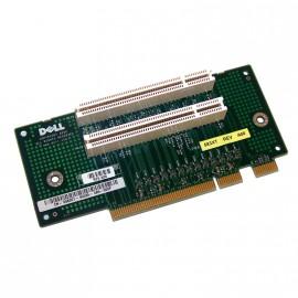 Carte PCI Dell 583XT Riser Card PCI 2x PCI OptiPlex GX240 GX260 GX270
