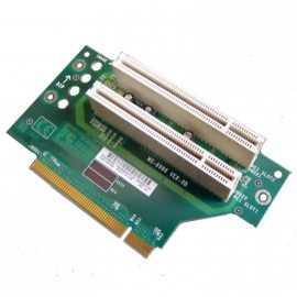 Carte PCI HP MS-6986 VER:0B Riser Card 2xPCI 323090-001 P6A490A9VP3BT 305377-001