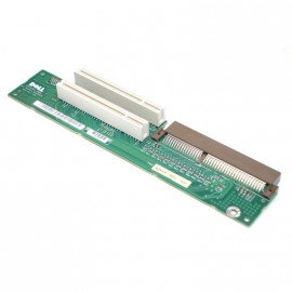 Carte PCI Dell 62YVH Riser Card 2x PCI CN-062YVH-64535 Optiplex GX60 150 240 260