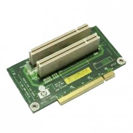 Carte PCI HP 012629-001 REV A Riser Card 2xPCI 378834-001 PA53B0A9USA3UN