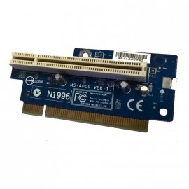Carte PCI IBM Riser Card Micro Star MS-4009 VER:1.1 PCI IBM Lenovo ThinkCentre