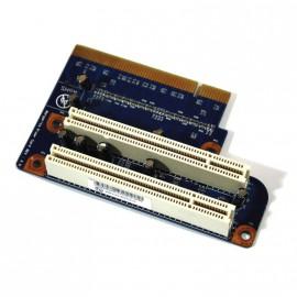 Carte PCI Genuine Margarita Riser Card REV:2.0 2xPCI E241819 0627