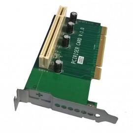 Carte PCI Riser Card C75320 TM92D021B-2 1xPCI Low Profile C75320F73000525