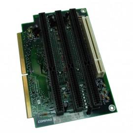 Carte PCI Riser Card COMPAQ Backplane Board Deskpro 2000 3xPCI 2xISA 278006-001