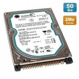 "Disque Dur PC Portable 50Go IDE 2.5"" Seagate Momentus ST950212A 5400RPM 2Mo"