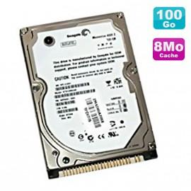 "Disque Dur PC Portable 100Go IDE 2.5"" Seagate Momentus ST9100822A 4200RPM 8Mo"