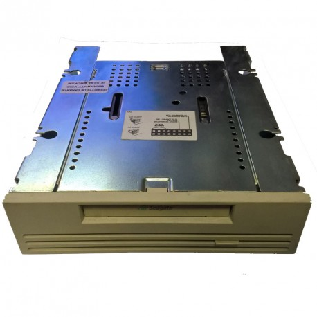 Lecteur Sauvegarde DAT SEAGATE Data Tape Drive STD224000N 12/24Go SCSI Beige