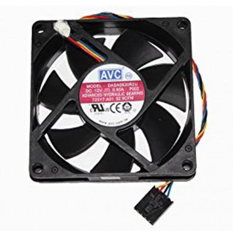 Ventilateur AVC DASA0820R2U Dell Optiplex 790 990 SFF DC 12V 0725Y7 725Y7 5-Pin