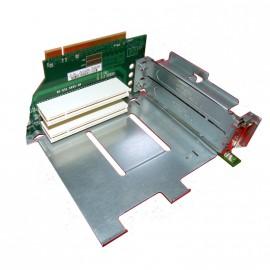 Carte PCI Riser HP MS-6986 2xPCI Pleine Hauteur 15051-T1-REV C D530 SFF