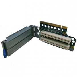 Carte PCI Riser IBM Usistewart1pc001 Speyburn 2xPCI Pleine Hauteur 21-718016-00