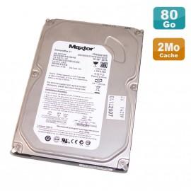 """Disque Dur 80Go SATA 3.5"""" Maxtor DiamondMax 21 STM380215AS 7200RPM 2Mo"""