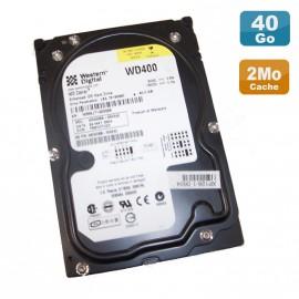"""Disque Dur 40Go IDE 3,5"""" ATA Western Digital WD400BB-55HEA0 Caviar 7200 RPM 2Mo"""