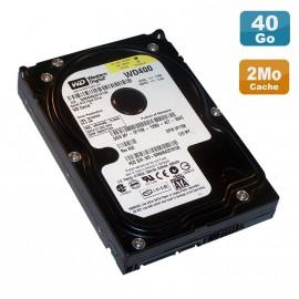 "Disque Dur 40Go SATA 3.5"" Western Digital Caviar WD400BD-75JMA0 7200RPM 2Mo"