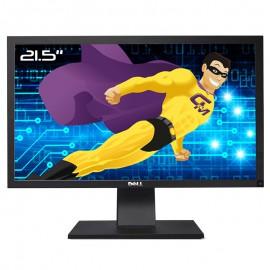 "Ecran PC 21.5"" Dell UltraSharp U2211Ht 0D1TPK IPS LCD VGA DVI DisplayPort 4xUSB"